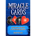 Miracle Cards (stripper deck) by Vincenzo Di Fatta - Tricks