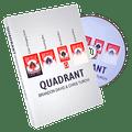 Quadrant by Chris Turchi, Brandon David, and Paper Crane Productions - DVD