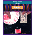 Risky Bet (Red) (US Currency, Gimmick and VCD) by Henry Evans