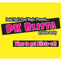 Blista (2 Gimmicks, NO DVD) By Mike Busby
