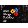 Color Changing / Vanishing CD by JL Magic - Trick