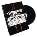 Devious  (Gimmick and DVD) by Brandon David, Chris Turchi, and Paper Crane - DVD