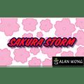 Sakura Storm by Alan Wong - Trick