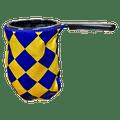 Change Bag Diamond (Blue/Yellow Without Zipper) by Bazar de Magia - Trick
