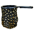 Change Bag Stars (Black/Gold Stars/Black Rim) by Bazar de Magia - Trick