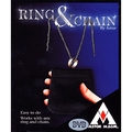 Ring & Chain (DVD included) by Astor Magic - DVD