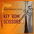 Key BDM Scissors by Bazar de Magia - Trick