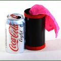 Vanishing Diet Coke Can by Bazar de Magia - Trick