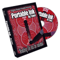 Portable Ink (DVD and Gimmick) by Takel and Titanas Magic - DVD