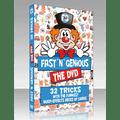 Fast 'N' Genious DVD by So Magic - DVD