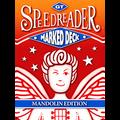GT Speedreader Marked Deck (809 Mandolin Blue Back)