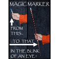 Magic Marker by Keith Fields - Trick