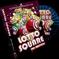 Lotto Square by Leo Smetsers and Alakazam Magic - DVD