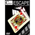 Escape (Red version) by Mickael Chatelain - Trick