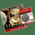 TUC Pure Silver Half Dollar (w/DVD) (D0145) by Tango - Trick