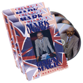 Magic of Mark Leveridge Vol 1-3  - DVD