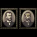 Changing Portrait - Uncle Mortimer (8x10) by Eddie Allen - Trick