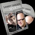 Sankey/Sanders Sessions by Jay Sankey and Richard Sanders - DVD