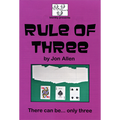 Rule of Three by Jon Allen - Trick
