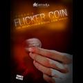 Flicker Coin (Half) by Rocco - Trick