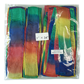Thumb Tip Streamer 12 pack (1 inch  x 34 inch) by Magic by Gosh - Tricks