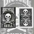Bicycle Skull by USPCC
