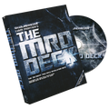 The MRD Deck Red (DVD and Gimmick) by Big Blind Media - DVD