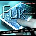 Flik (DVD and Gimmick) by Alexis De La Fuente - Trick