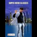 Super Hero Glasses (Black) by Sumit Chhajer - Trick