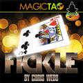 Fickle (Blue) by Chris Webb and MagicTao - Trick