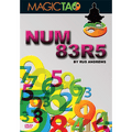 Numbers by Rus Andrews and MagicTao - Trick