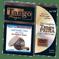 Flipper Coin Pro Elastic Half Dollar 1964 (w/DVD) (D0138) by Tango - Trick