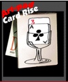 Art Pad Card Rise - Wine Glass