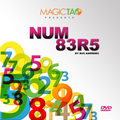 Numbers w/DVD, Blue  - Magic Tao