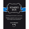 Romero Box (Blue) by Antonio Romero - Trick