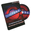 Tube (Stage size)( 2 parts-Tube & DVD) by Russell and Ethan Leeds - Trick
