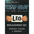Refill for Way Out XII (Zodiac) by Marc Oberon - Trick