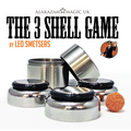 Three Shell Game (Gimmicks and Online Instructions) by Leo Smetsers and Alakazam Magic - Trick