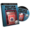 Keep Calm and Carry On with John Carey - DVD