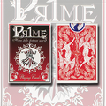Pr1me Series001 Deck (Red) by Max Magic & stratomagic