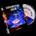 Copenetro Deck (Blue) by Gimmickartas  - Trick