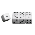 Deluxe Forcing Dice by Hiro Sakai - Trick