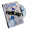 reKap (DVD & Gimmicks) by Richard Griffin - Trick