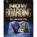Now Boarding by Jeremy Pei - Trick