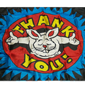 Production Silk 16 inch x 16 inch (Thank You) by Mr. Magic - Trick