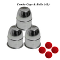 Combo Cups & Balls (AL) by Premium magic - Trick