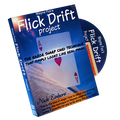 Flick Drift Project by Wayne Fox - DVD