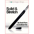 Solid and Stretch (DVD and Gimmicks) by David Penn and Jonathon Farr - Trick