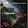 Magic Sword Card (Red)by Mickael Chatelain - Trick