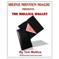 Mullica Wallet (with DVD) by Heinz Minten & Tom Mullica - Trick